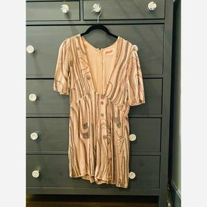 🔥 Free People Stone River Sequined Romper - 4 🔥